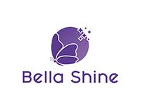 Bella Shine handmade bracelets brand logo