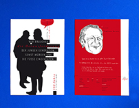 """Plakate """"100 Jahre Willy Brandt"""""""