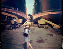 ON THE WATER FRONT-JACQUELINE FERNANDEZ