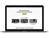 Diseño y desarrollo WordPress para Becicleta