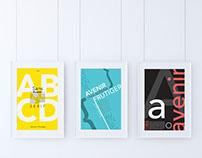 Typo Poster Design