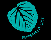 Peppermint Lime - Brand & Logo Design