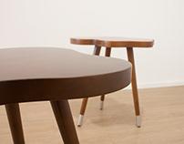 Cloud | Side Tables - Living Room