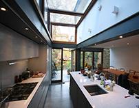 London SW4 Single Storey Rear & Side Extensions