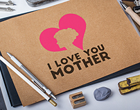 Mother's Day Simple Logo Ideas