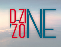 D-Zine Zone' LOGO