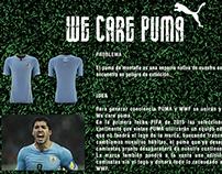 IDEA: Puma & WWF