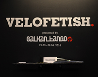 VELOFETISH. Berlin - cycling culture exhibition