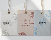 100 Floral Logo Templates