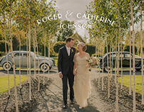 Roger & Catherine's Wedding