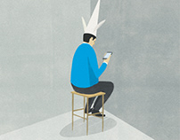 Phone and IQ. (The Guardian special supplement)