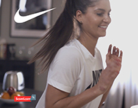 Creative Advertising Video (NIKE products) Sconti.com