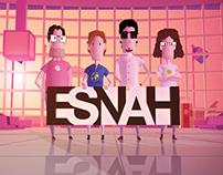 ESNAH - Skyliberty App