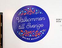 Välkommen till Sverige (Welcome to Sweden)