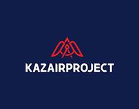 Kazairproject logo &Style