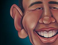 Presidential Caricatures