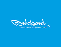 Quicksand - Beach Tennis Equipment