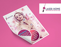 """LASER HOME """" Egypt """" New horizon for face and body"""