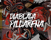 Diablada Pillareña 2016