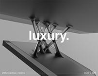 Cadillac Future of Luxury