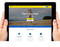 Aviva - DIGTAL + WEBSITE + MOBILE AP + VISUAL DESIGN