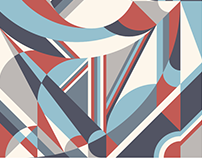 Geometric Abstracts | Digital Design & Illustration