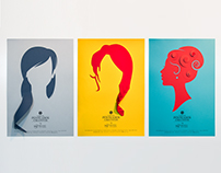Poster - Creative Hairstyle Classes by Manu Álvares