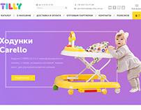 E-commerce development and design