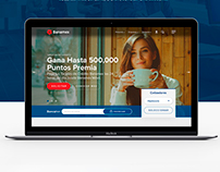 Banamex - Banking UI Concept