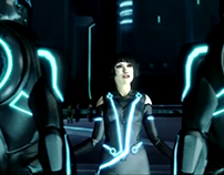 Tron Evolution Cinematics