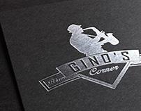 Logo Identity for Gino's Corner
