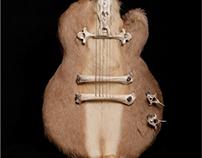 Deer Guitar