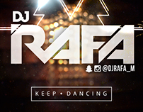 Dj Rafa Moreno | Social Media Design