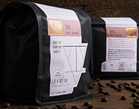 Peddler Coffee Alchemy Packaging Redesign