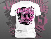 Cheer Pride Allstars Program T-Shirt