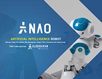 robot brochure