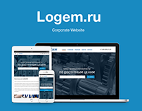 Logem Corporate Website