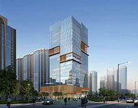 Business Centre/ Saryarka street/ Astana