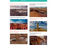 Morocco Live it tours tourism website