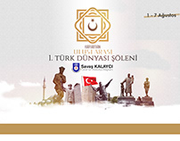 Türk Dünyası Şöleni Kurumsal Kimlik
