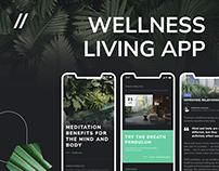 Mental Health App | Design and Development