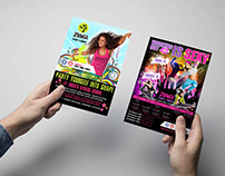 5x7 Double Sided Flyer