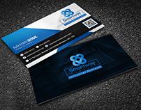 Smartway Visiting Card Branding