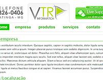 VTR Informática / Webdesign