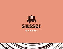 Logo and branding design for the bakery