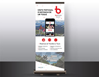 Comunicação APP BEDRIVEN - ROLL-UP