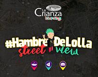 La Crianza - Hambre de Lolla Street View