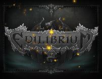 Evilibrium Game UI