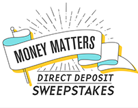 Intuit Turbo's Money Matter's Campaign Logo