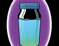 Slurp Juice Illustration